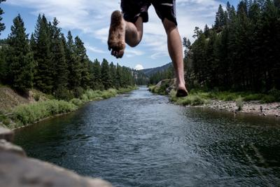 'Lure of the Blackfoot': Fishing, floating, cliff-jumping and exploring draw visitors and locals to the river