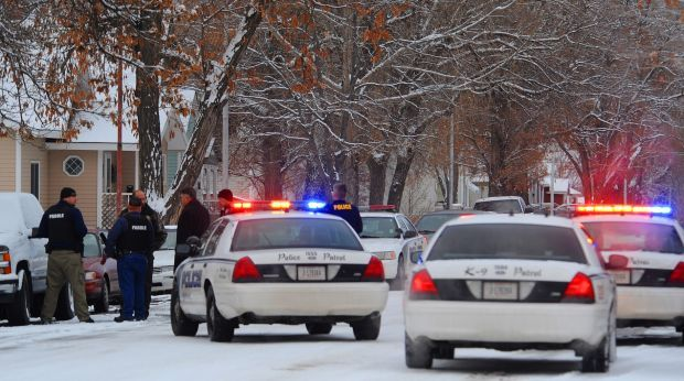 Billings police, probation, U.S. Marshals and SWAT