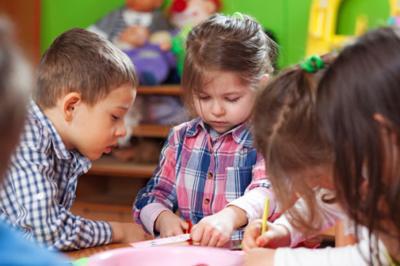 preschool stockimage
