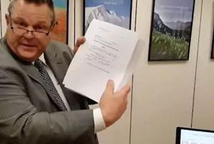 Tester goes viral in criticism of hastily-written tax bill
