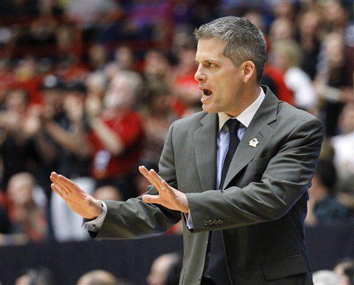 Former UNC men's basketball coach B.J. Hill