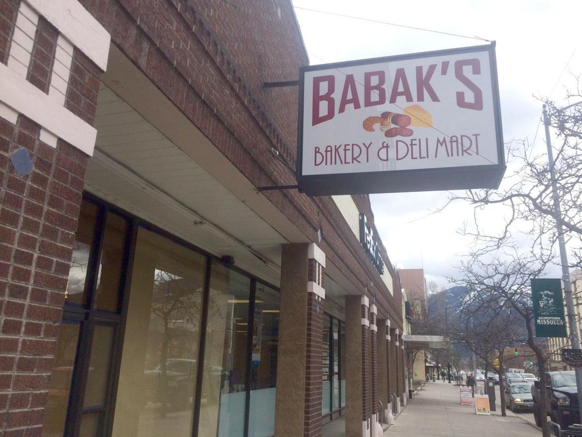 Babak's Bakery and Deli Mart