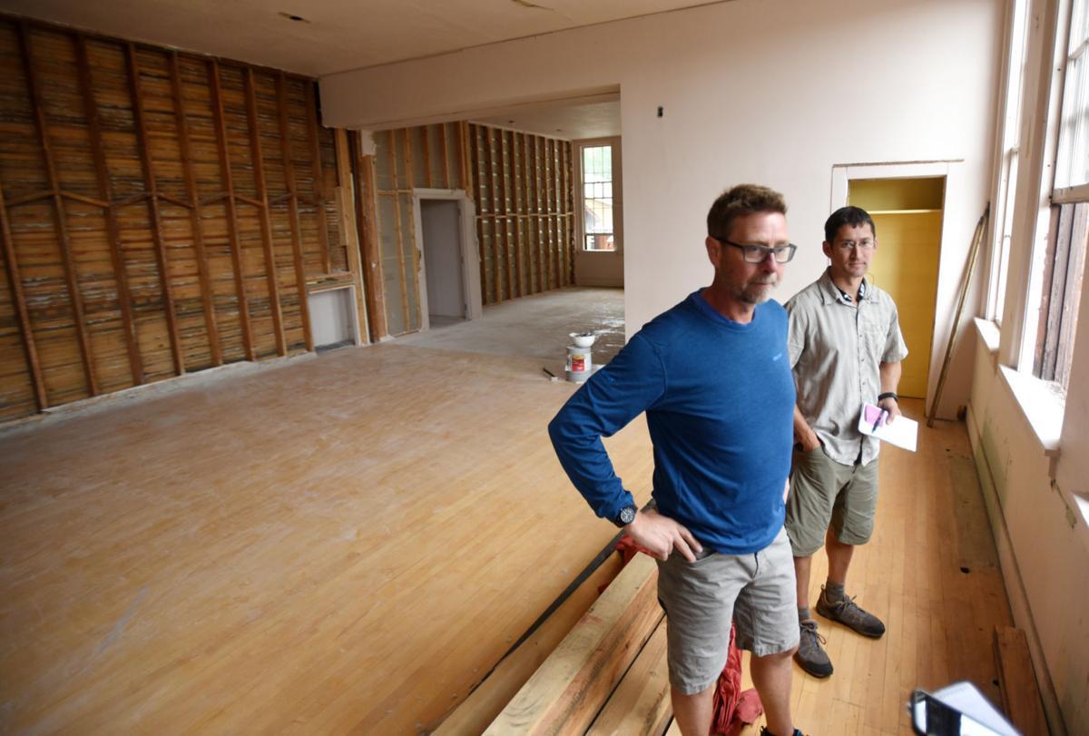 Historic School In Rattlesnake Undergoes Condo Makeover
