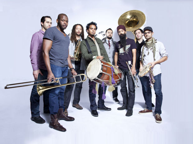 Performing Arts Series hosting Red Baraat Friday, March 27