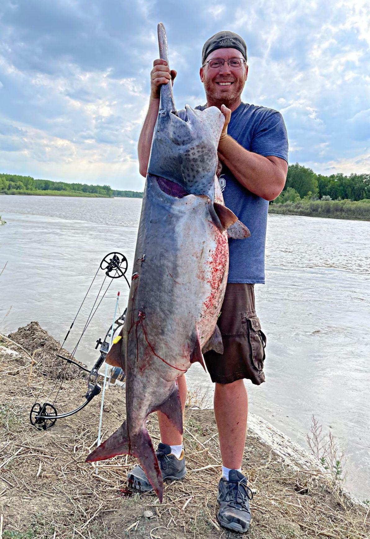 Steve Harris Paddlefish