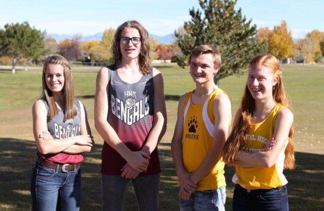 Helena runners looking to State