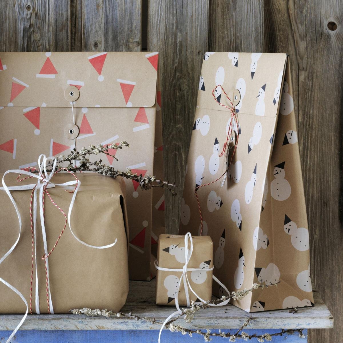 Homes Gift Wrapping Trends