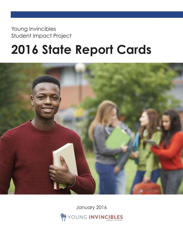 YI Report Card