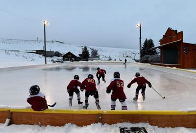 'Puck and stick and finesse': Philipsburg's youth hockey program fosters fun, skills