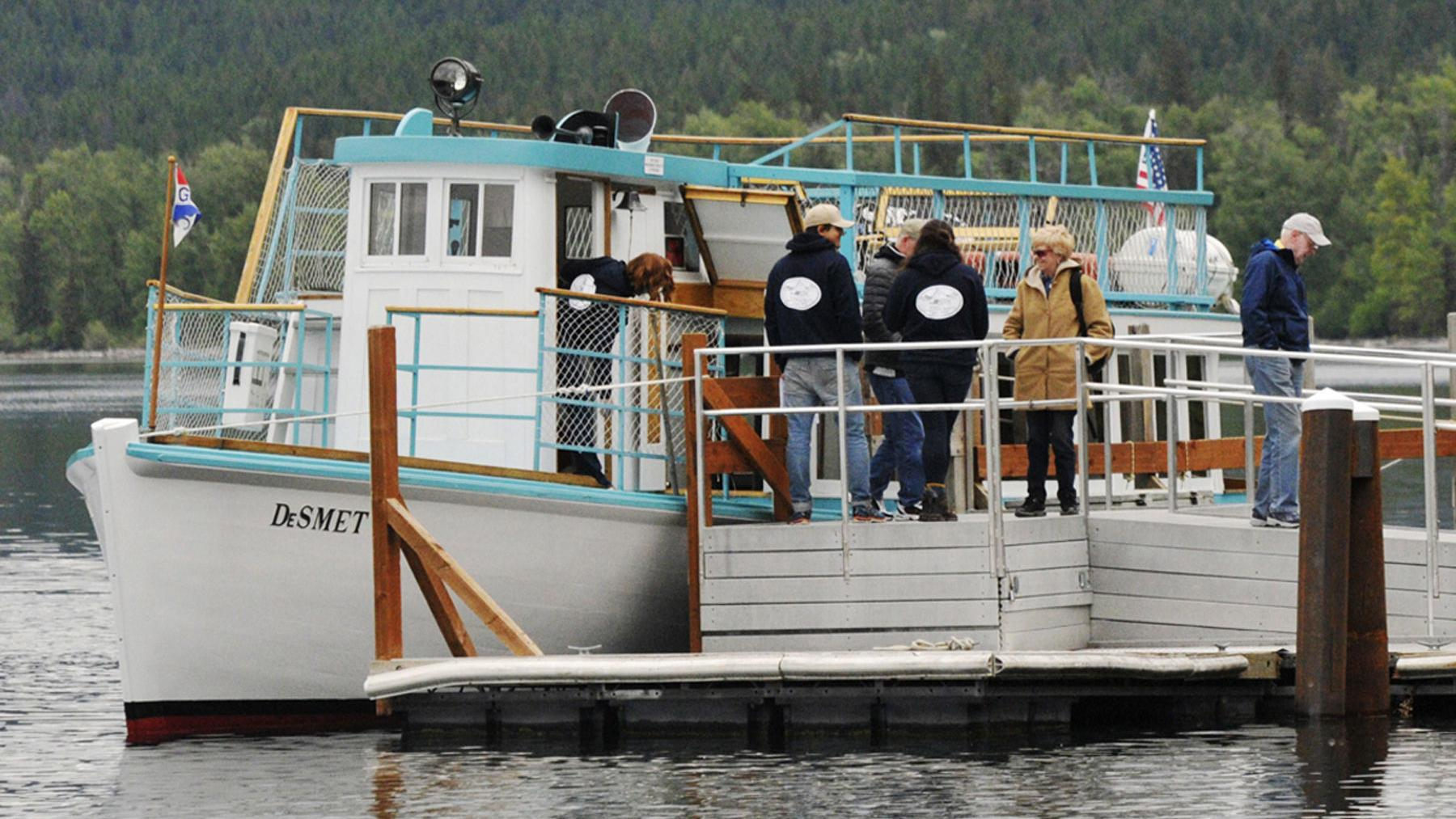 Glacier National Park boats placed on National Register of Historic Places