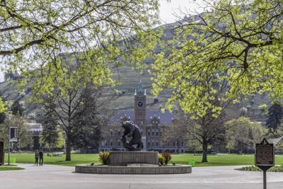 University of Montana campus, Missoula