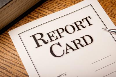 Report card stockimage