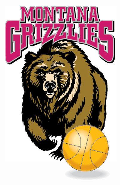 Griz men's hoop logo