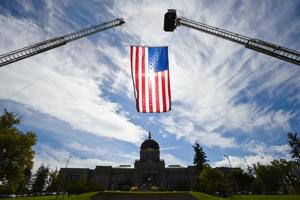 'We stand ready': First responders remembered at Montana 9/11 ceremony