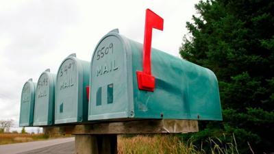 mailbox mail stockimage