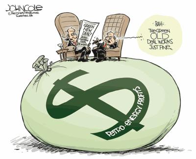 Greener old deal