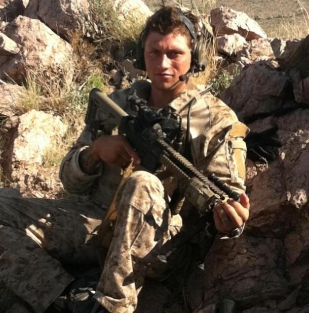 Navy SEAL Bo Reichenbach
