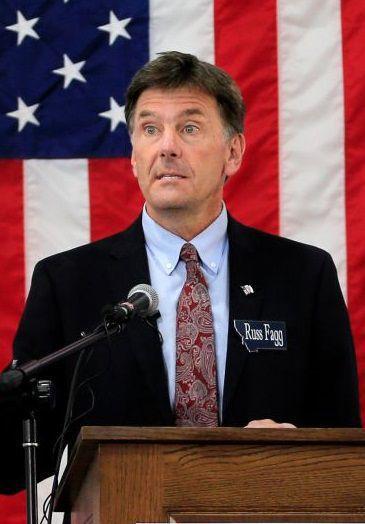 Russ Fagg, Republican candidate for the U.S. Senate