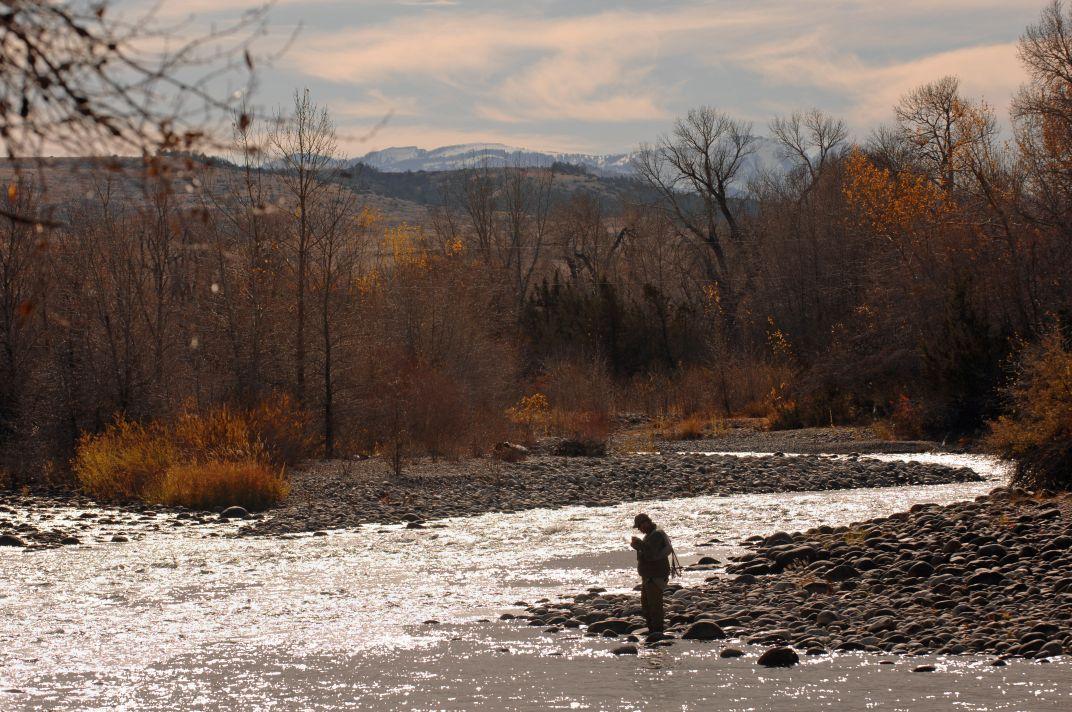 The Boulder River (mis)