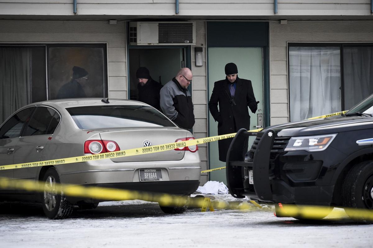 Motel 6 Shooting