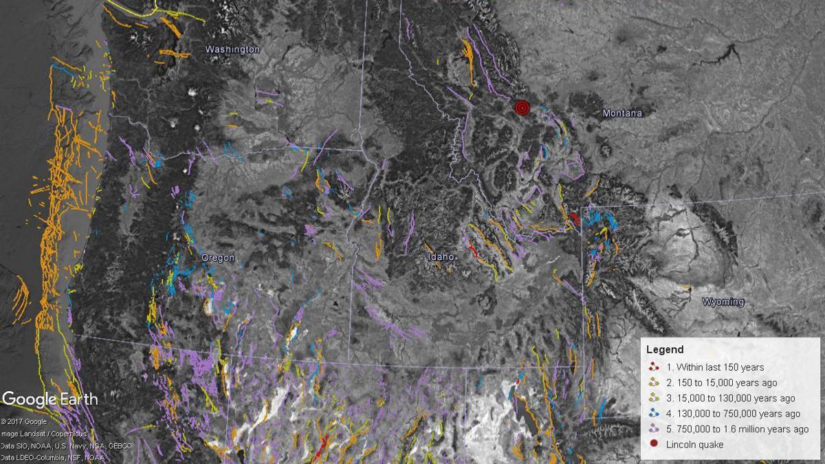 Montana Geology Creates Unusual Earthquake Risk That Isn T Fully