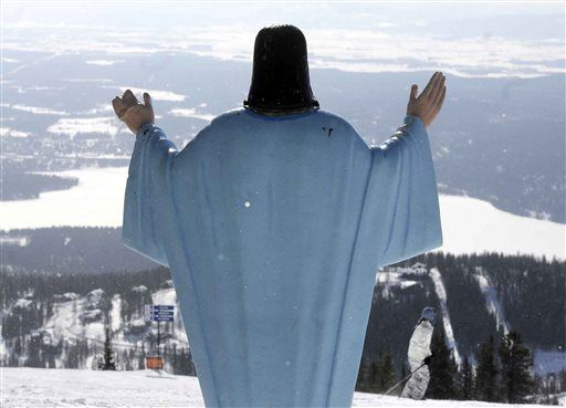 Appeals Court considers 'Big Mountain Jesus' case