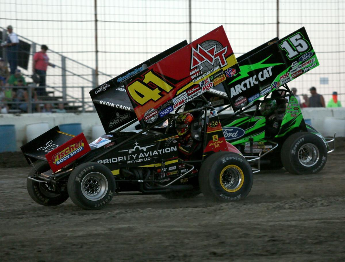 'The Greatest Show On Dirt'