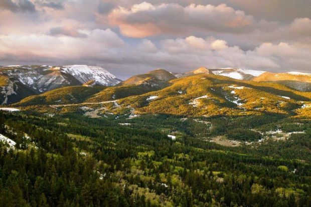 Rmef Buys Land In Big Snowy Mountains To Provide Public Access