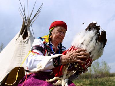 Mother of Iinnii: Betty Cooper guides Blackfeet in return of buffalo