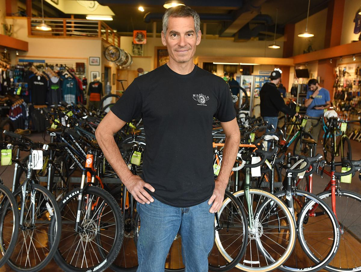 Mondays Montanan Alex Gallego keeps Missoula Bicycle Works – Missoulian Birth Announcements