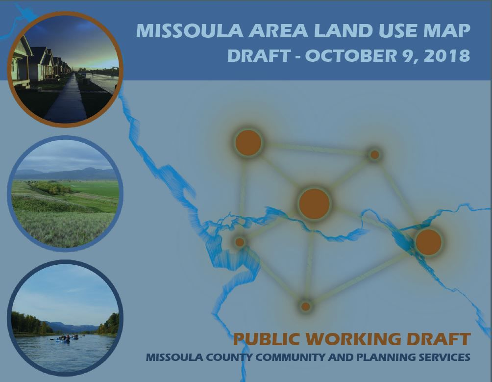 Missoula County Land Use Map