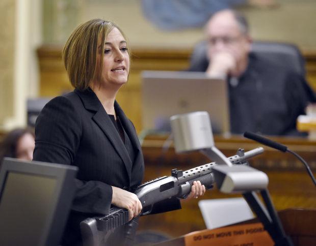 Deputy Missoula County Attorney Jennifer Clark