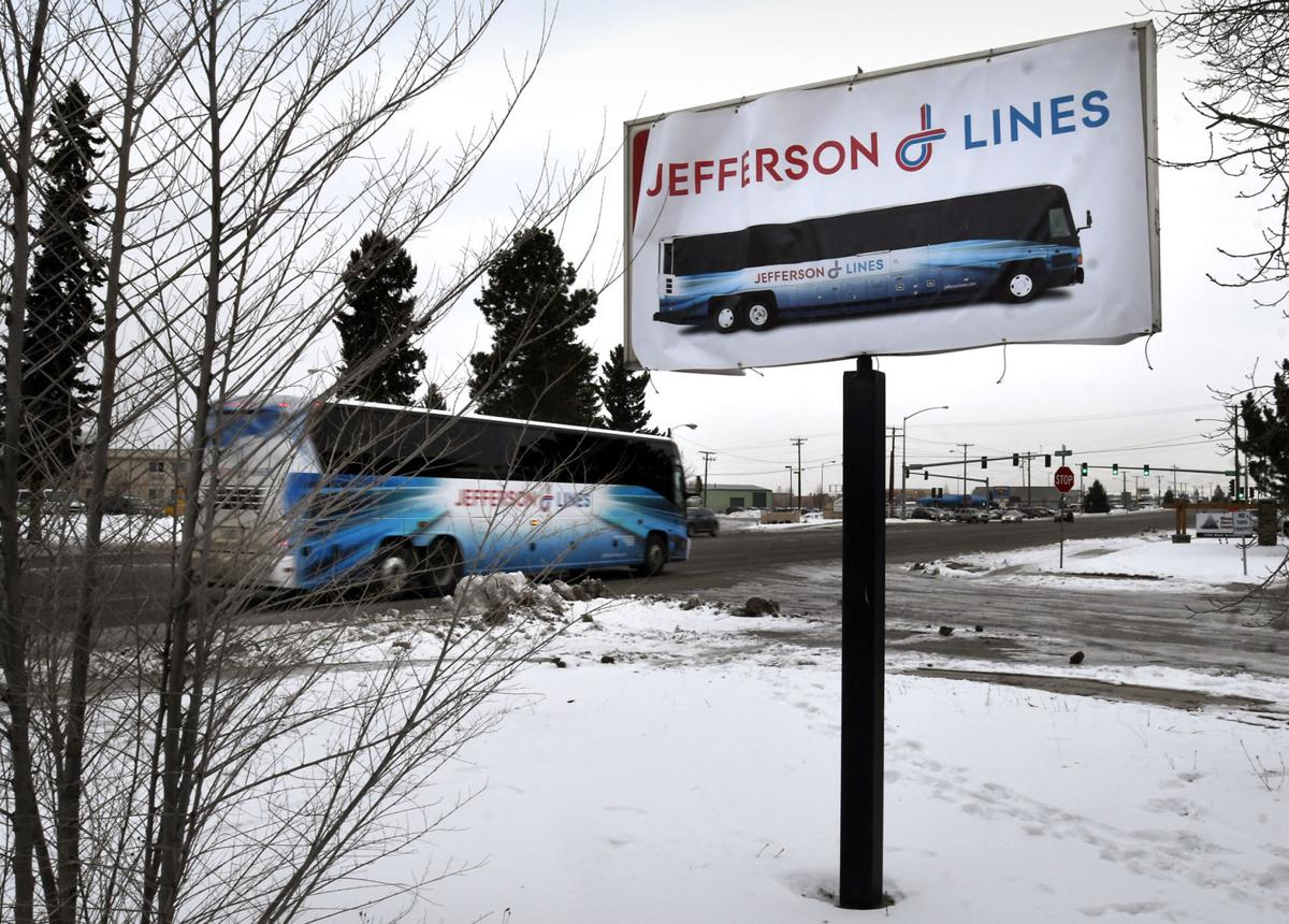 Greyhound abandons last bus routes, station in Montana