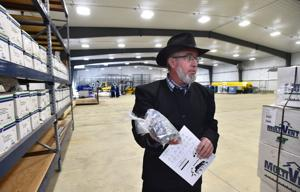 After centuries of farming, Hutterite colony expanding into building construction