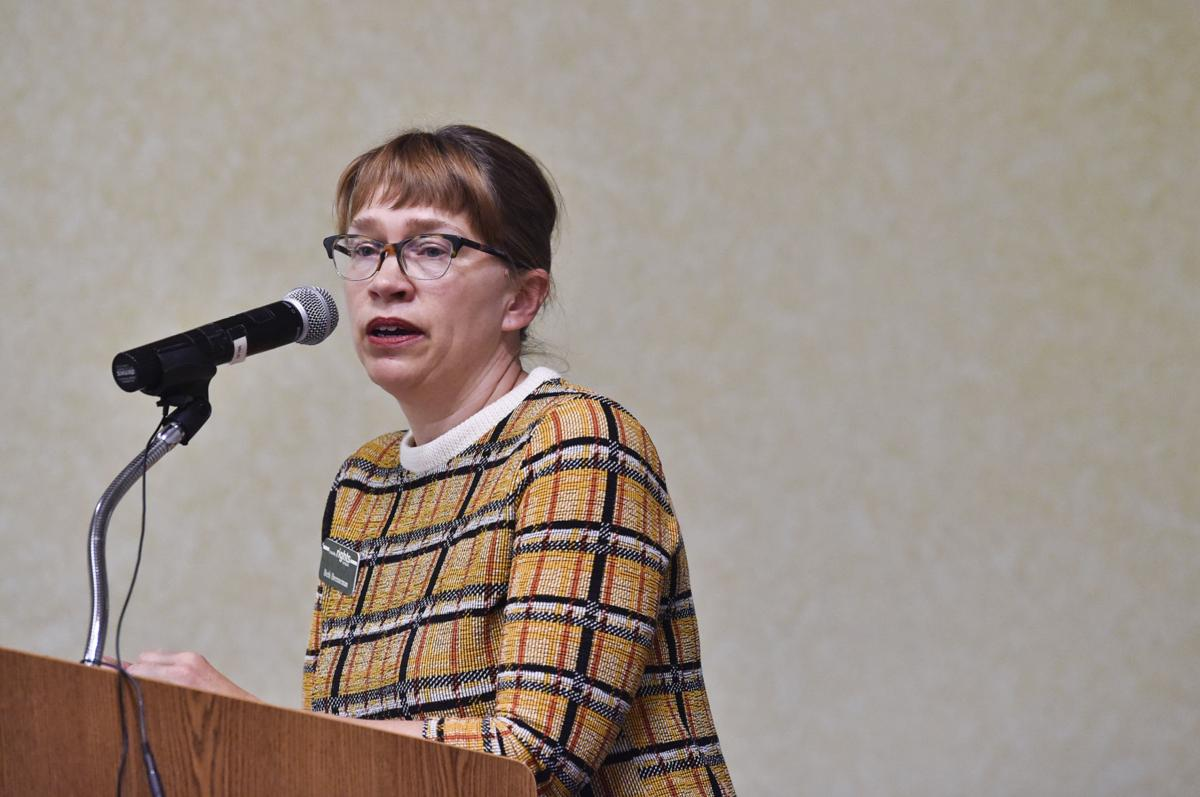 Beth Brenneman, attorney for Disability Rights Montana,