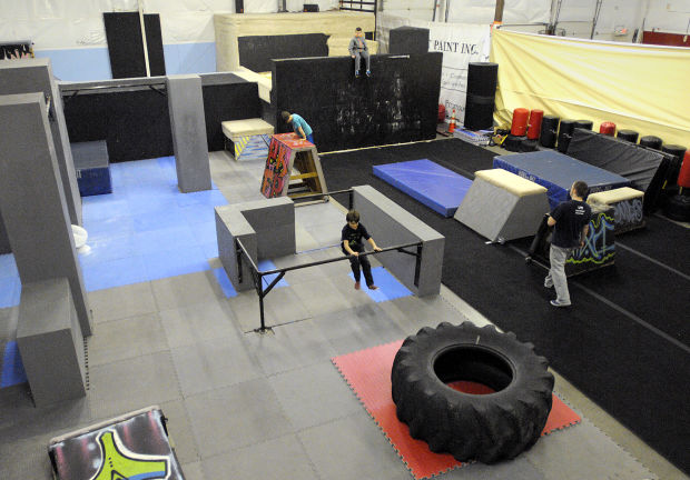 Missoula Community Embraces Teens Parkour Gym