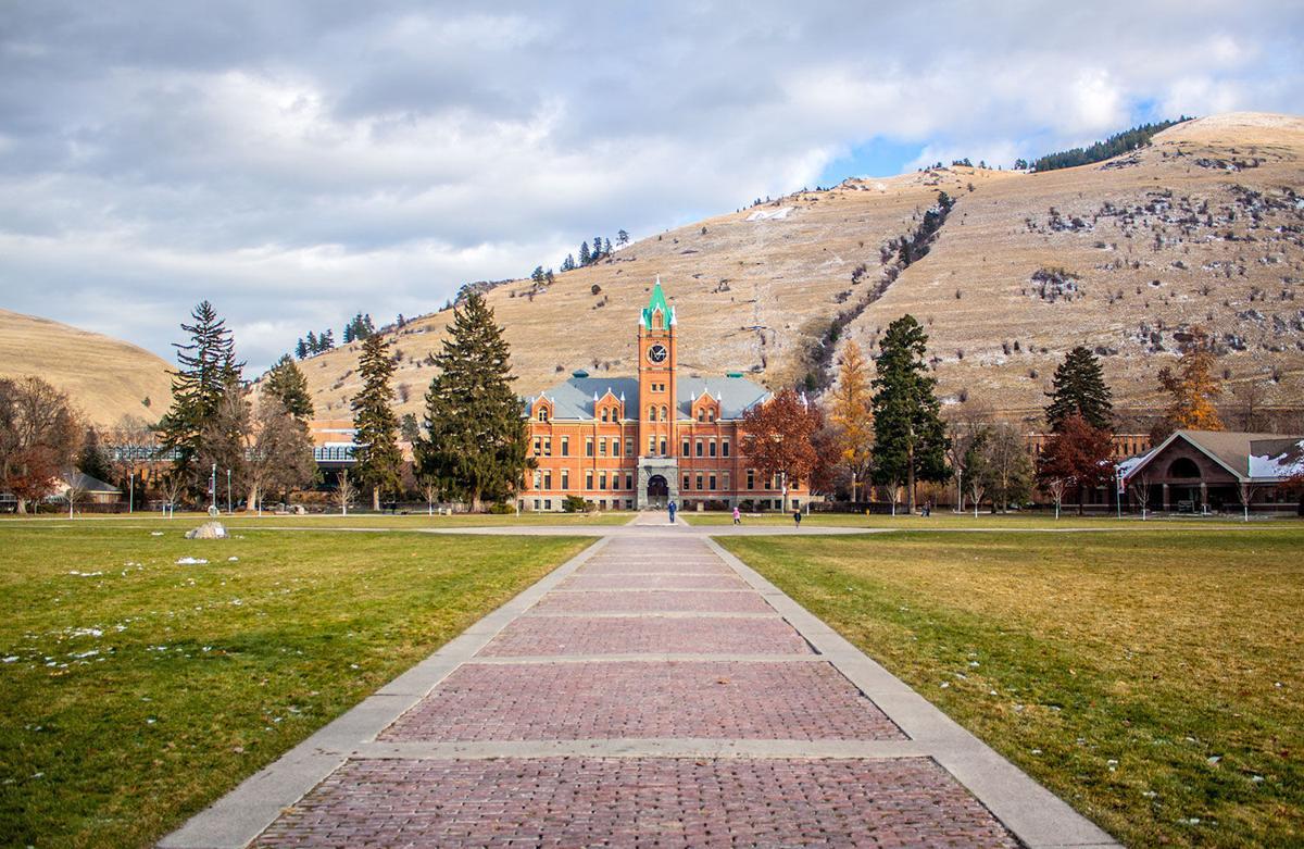 University of Montana UM campus