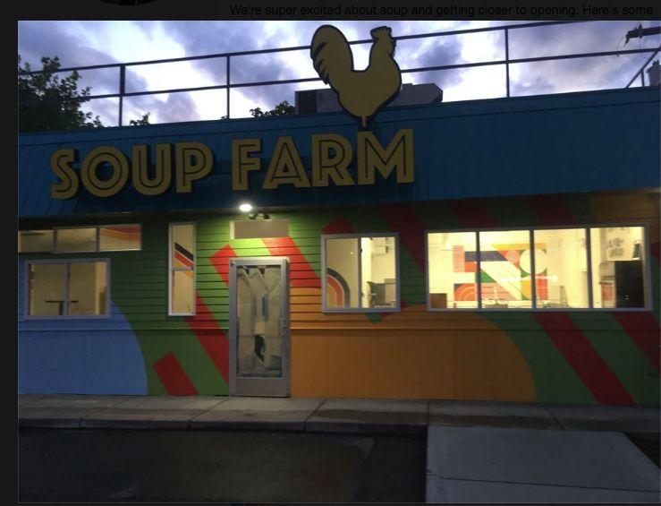Soup Farm