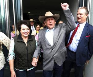 Cliven Bundy: Public lands belong to the states, no matter who is in the White House