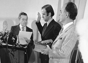 How Mike Mansfield saved Joe Biden's political career