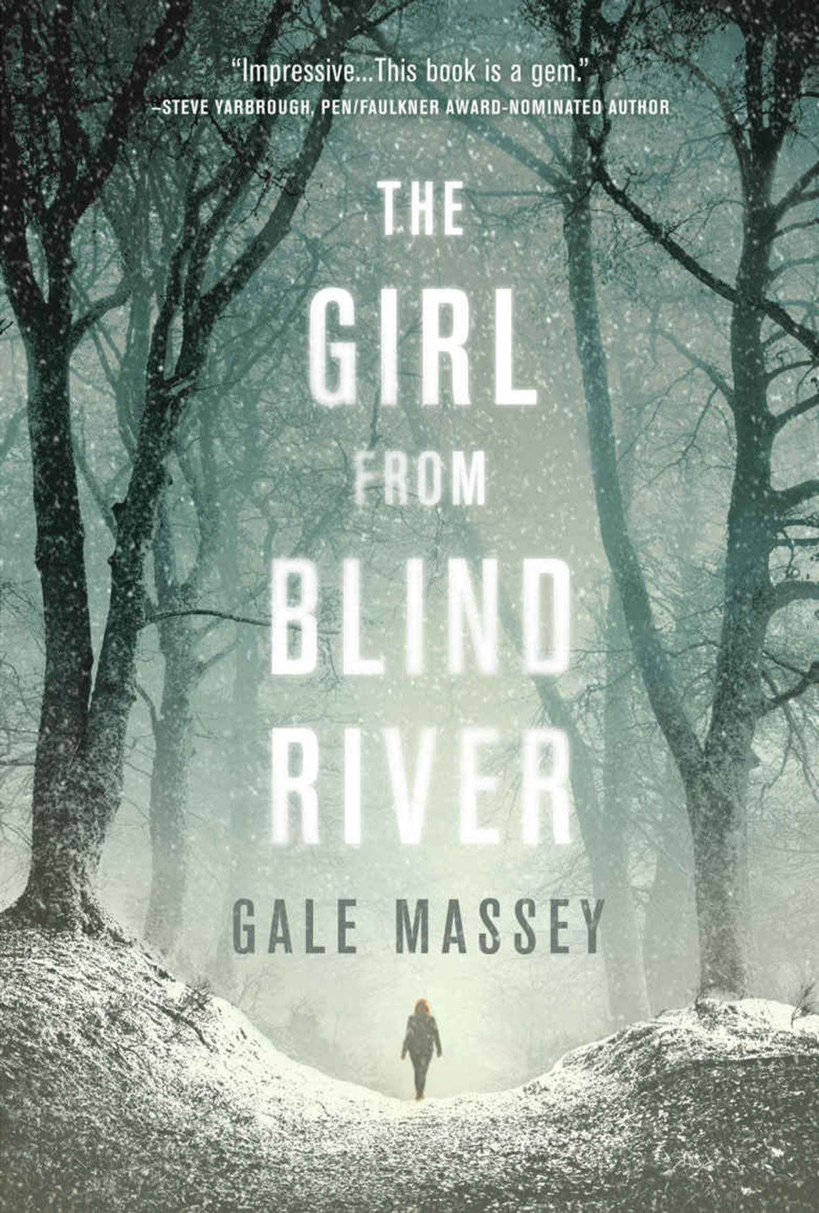 """""""The Girl from Blind River"""" by Gale Massey"""