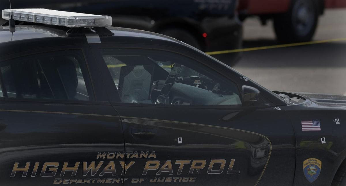 1 killed, 3 shot in spree that critically wounds Montana trooper