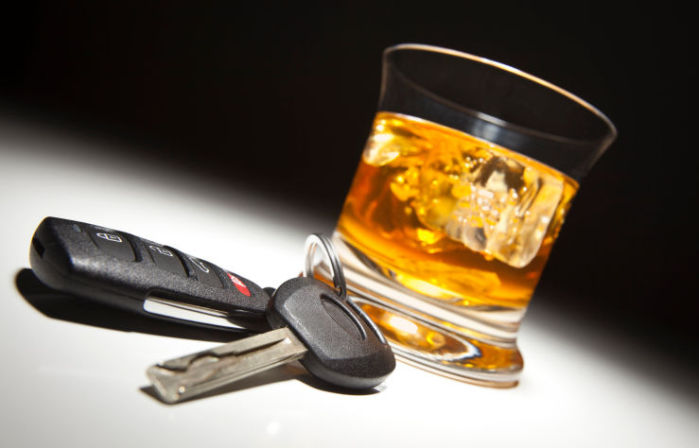DUI convictions for Sunday September 23