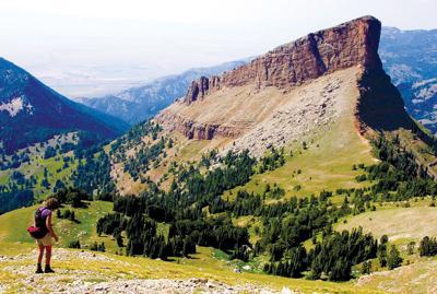 Madison Range's Sphinx Mountain