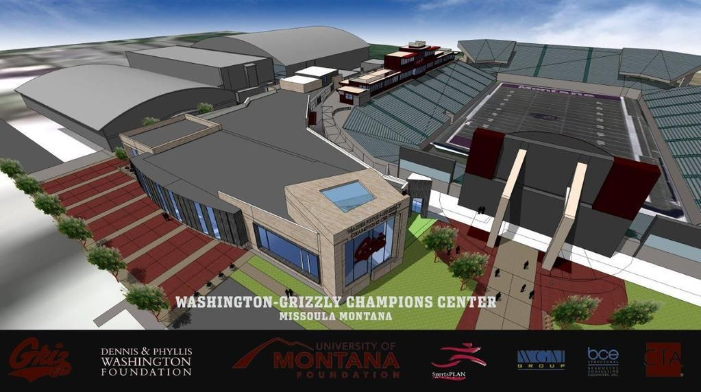 Washington-Grizzly Champions Center 2