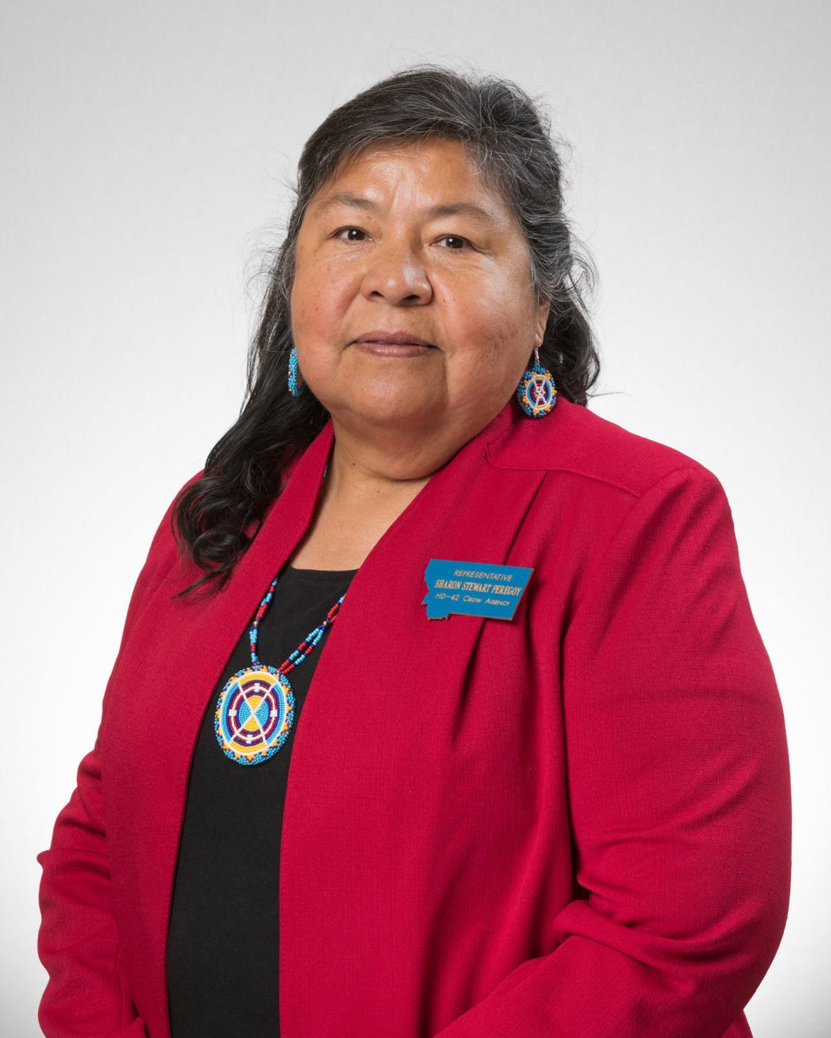 Rep. Sharon Stewart-Peregoy