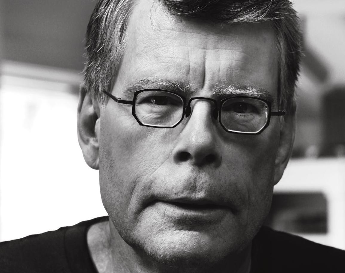 Bestselling author Stephen King coming to Missoula in October