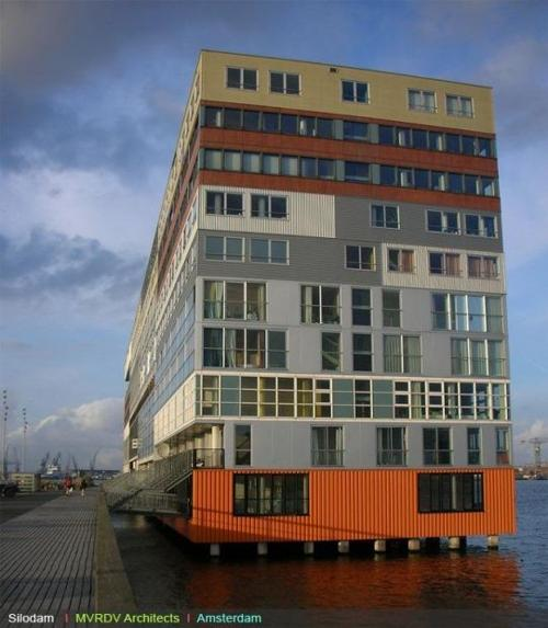 Amsterdam Shipping Container Apartments Missoulian Com