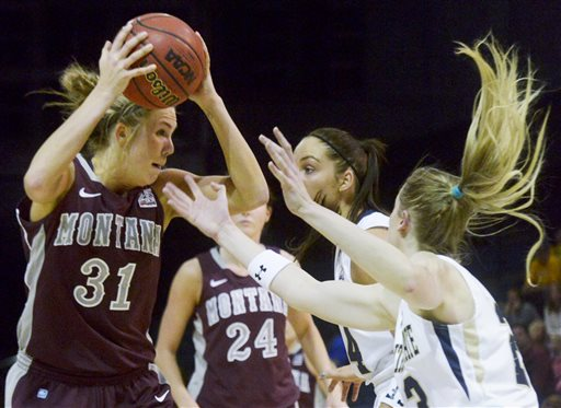 Montana State Montana Basketball