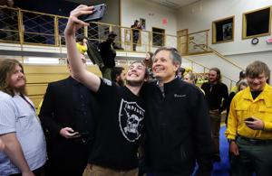'Hope and opportunity': Daines travels to Trapper Creek Job Corps to celebrate